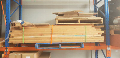 100 lengths of 2.4m MGP-10 STRUCTURAL FRAMING PINE (USED, DE-NAILED)