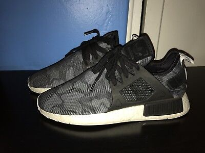 promo code 2ae45 fabd1 ADIDAS NMD XR1 Black Duck camo Shoes size 10 US