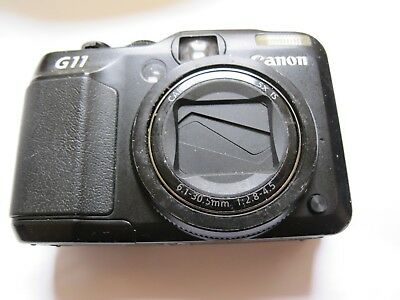 canon powerhot g11 please read
