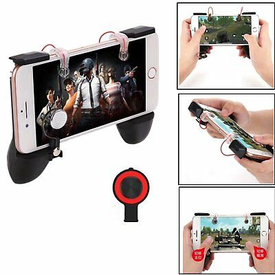 PUBG L1R1 Aim Key Shooter Gamepad Trigger Fire Button Controller For IOS/Android