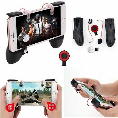 Gaming Shooter Trigger Gamepad Joystick L1R1 Aim Key Fire Button Controller PUBG