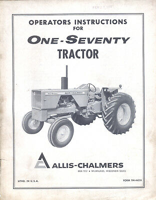 Allis Chalmers, Agriculture, Advertising, Collectibles Page 54 ... on