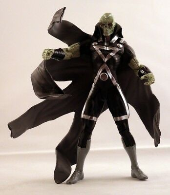 Blackest Night: Black Lantern Martian Manhunter Series 2 Action Figure A+ Shape