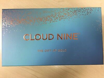 New Cloud Nine, The Gift Of Gold Touch Iron/ Straightners, Ltd Edition Gift Set