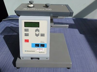 Molecular Devices Skatron  SkanWasher 300 Version B Microplate Washer guaranteed