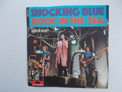 "Shocking Blue - Rock In The Sea ( 7"" Single, 1972, Z= 1-2 )"