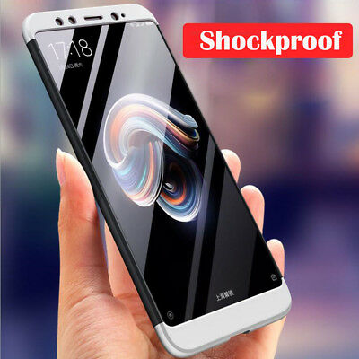 Shockproof 360° Full Protect Hybrid Armor Case Cover For Xiaomi Mi 8 5X 6X Mix2s