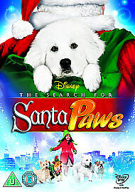 Walt Disney's The Search For Santa Paws Dvd Brand New & Factory Sealed