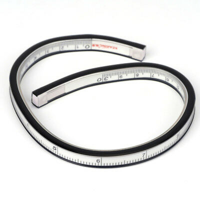 """24/"""" Flexible Curve Ruler Rule Measuring Tape Ships from USA Taytools 504001"""