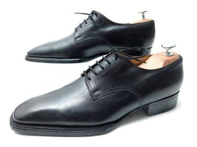 CHAUSSURES JM WESTON WESTON WESTON 448 Derby En Daim Marron Embauchoirs ca0830