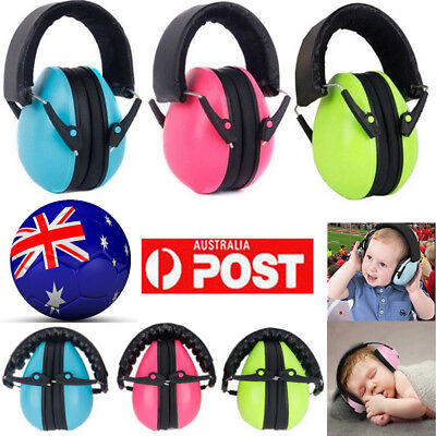 NEW 2019 Baby Earmuffs Soft Cup Baby Ear Muffs Kids Babies Infant Child AU Stock