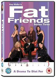 Fat Friends Complete 3rd Series Dvd Alison Steadman New & Factory Sealed