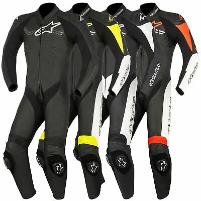Alpinestars Challenger V2 Leather Motorcycle Motorbike One Piece Suit