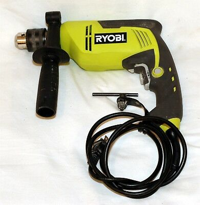 Ryobi 6.2 Amp 5/8 in. Variable Speed Reversible Hammer Drill D620H