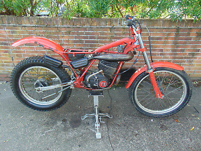 Montesa Cota Project Bike Trials 242 304 307 308 309 310 # 39M03485