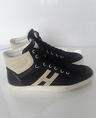 HOGAN REBEL HIGH top Sneaker in Gr. 7 1 2 US OVP Rechnung - EUR 48 ... a89e488995a
