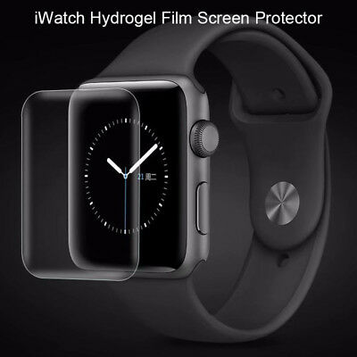 iWatch 38/42/40/44mm Screen Protector Protective Film For Apple Watch Series 4 3