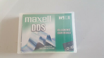 Maxell DDS/DAT Cleaning Cartridge
