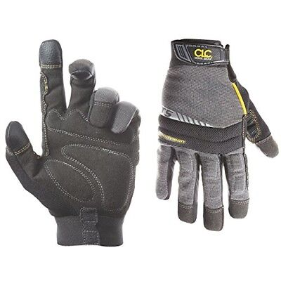 Men Winter Warm Gloves Insulated Work Sky Black Large Heavy Duty Grip