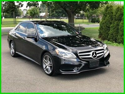 2015 Mercedes-Benz E-Class E 350 4MATIC® 2015 E 350 4MATIC Used 3.5L V6 24V Automatic 4MATIC Sedan Premium