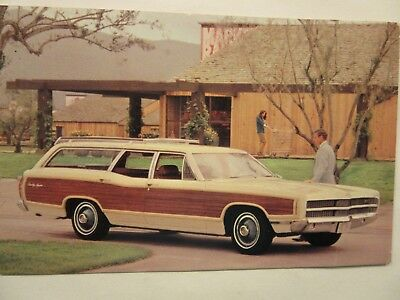 1969 FORD COUNTRY SQUIRE, SQUIRE FORD, Inc., Ford dealership, Buffalo, NY