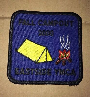 Eastside YMCA FALL CAMPOUT