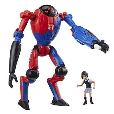 "Spider-Man: Into the Spider-Verse SP//DR & Peni Parker 6"" Super Hero Figure"