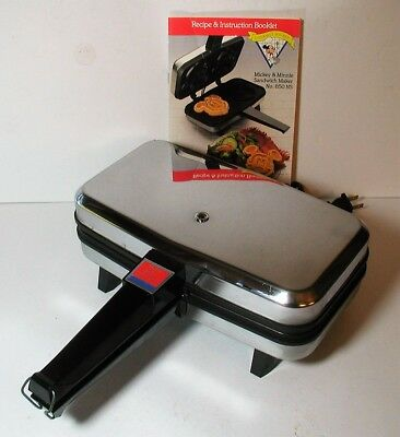 Vitantonio Mickey & Minnie Sandwich Maker No. 850 NS