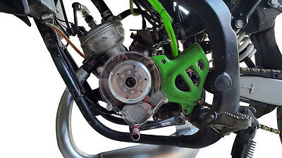 Ignition Cover Transparent Custom Minarelli AM6 Yamaha Dt 50 TZR