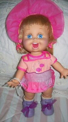 Lewis Galoob Baby Face Doll #10 So Playful Penny HTF