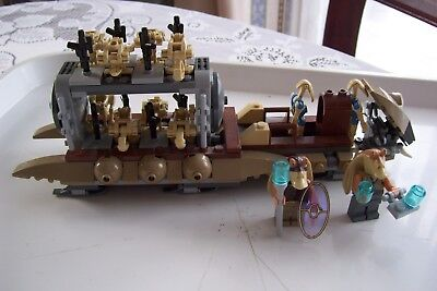 LEGO Star Wars The Battle of Naboo (7929) 100% Complete NO BOX