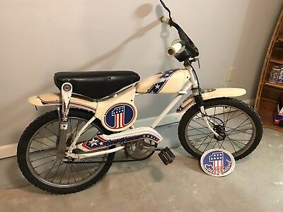 1976 Evel Knievel 20 inch bicycle