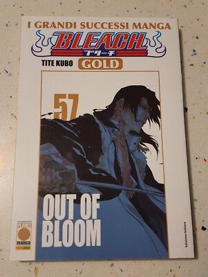 Fumetto Planet Manga Bleach Gold 57 Out of Bloom Tite Kubo Nuovo
