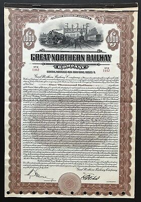 Great Northern Railway 1926