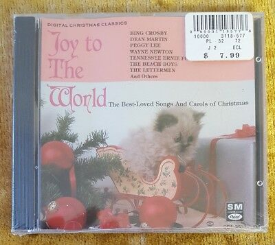 BRAND NEW Various JOY TO THE WORLD The Best Loved Songs Carols Of