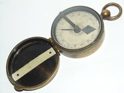 ORIGINAL c1895 VERNER COMPASS PATTERN III PATENT COMPASS J.H STEWARD of LONDON