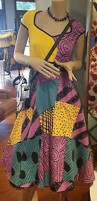 New Disney Parks Sally Nightmare Before Christmas Dress Costume ANY SIZE Shop