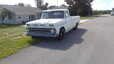 1965 Chevrolet C-10 5.3 L Vortec Engine Swap 1965 Chevy C10 Pickup  5.3 L Vortec Engine Swap