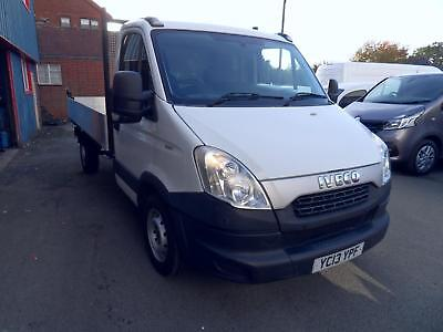 Iveco Daily S Class 2.3TD Automatic 35S11 LWB Tipper