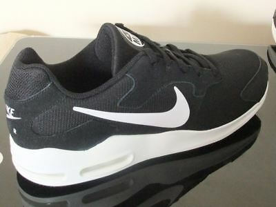 Nike Air Max Guile Black White Mens Shoes Trainers Uk Size 7 - 11.5   916768 004