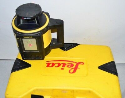 Leica Rugby 810 Self-Leveling Rotary Laser