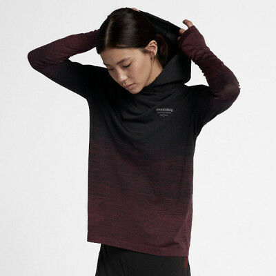 premium selection fb03e a4f57 Nike Lab Gyakusou Gradient Dri-FIT Women s Long-Sleeve Top 910883  110