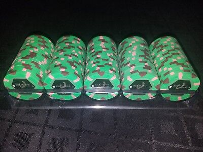Paulson - Horseshoe Casino Cincinnati - Secondary $25 Chips - 100 Count