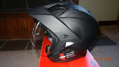 New Bell Mag 9 Xl Helmet + Cardo Scala Rider  Blue Tooth Install Kit + Xtras New