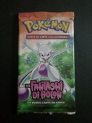 Pokemon Booster 1 pack - Ex Fantasmi di Holon ITA pacchetto sealed no charizard