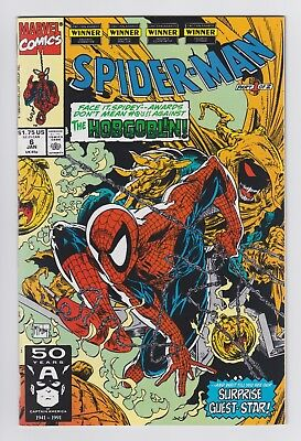 SPiDER-MAN #6 1st PRiNT 9.6 NM+ OR BETTER McFARLANE HOBGOBLIN GHOST RIDER MARVEL