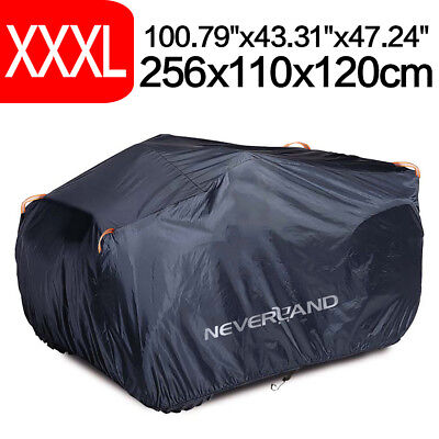 NEVERLAND XXXL Quad Bike Waterproof ATV Cover 4x4 Storage All Weather Protector