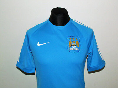 Nike Jersey Manchester City Training Shirt Size M