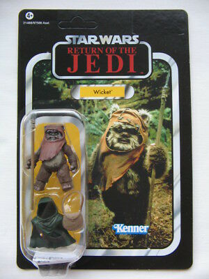 Star Wars Vintage Collection VC -  *** Wicket *** Ewok