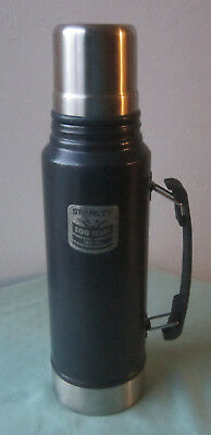Stanley 1.1 Qt. Metal Thermos-100 Years--C-13